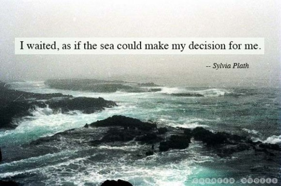 Sylvia Plath The Sea
